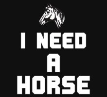 I need a horse Kids Clothes