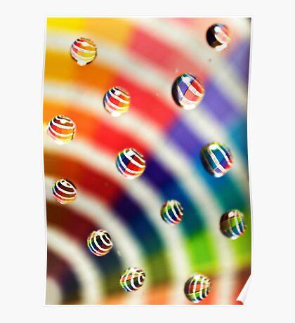 Pantone Bubbles Poster
