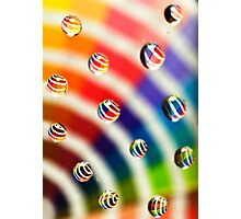 Pantone Bubbles Photographic Print