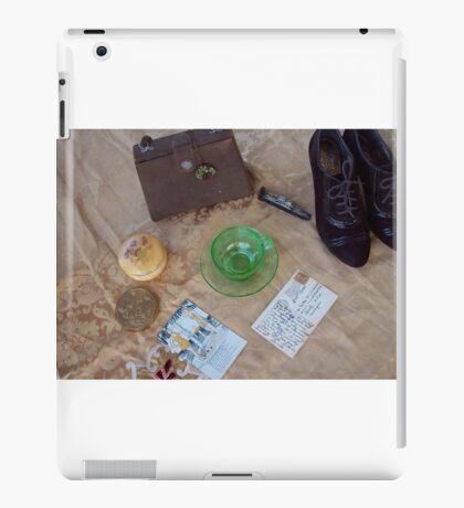 The 30's iPad Case/Skin