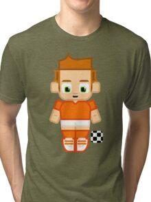 Football Soccer Holland The Netherlands Tri-blend T-Shirt