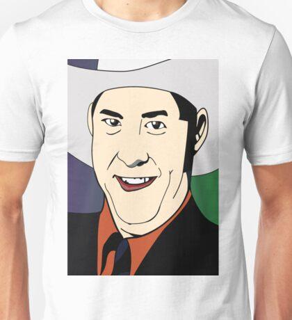 Anchorman 2 - Champ Unisex T-Shirt