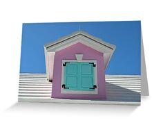 Marina Village at Paradise Island in The Bahamas Greeting Card