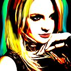 Britney Spears - Super Star - Pop Art by wcsmack
