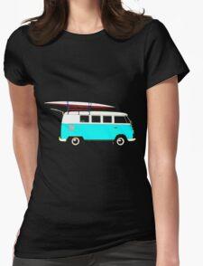V Dub T Womens Fitted T-Shirt