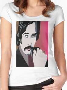 Anchorman 2 - Brian Women's Fitted Scoop T-Shirt