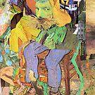 Van Gogh 15. by Andy Nawroski