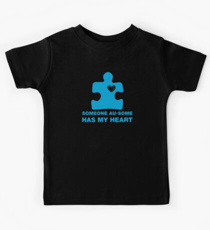 Autism Superhero, Au-some Kids Tee