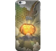 War of Words Apocalypse (With Logo) iPhone Case/Skin