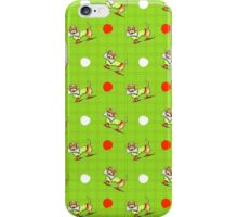 Wirehaired Dachshunds n Apples iPhone Case/Skin