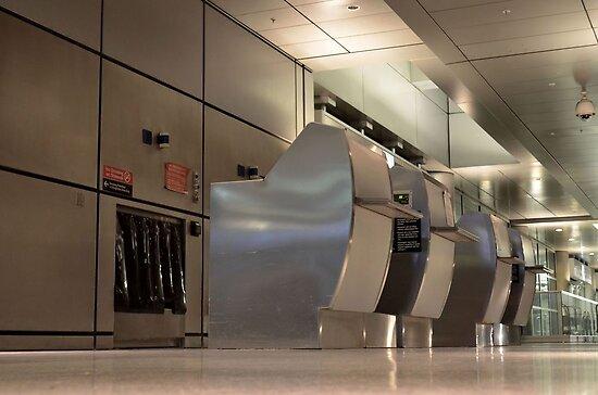 Miami International Airport in Florida by 242Digital