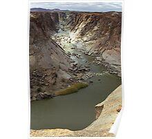 Orange River - Augrabies Canyon, Sth Africa Poster