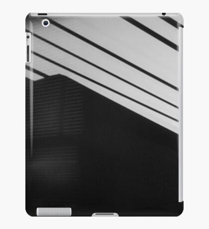 Film Noir Venetian Blind Shadows iPad Case/Skin