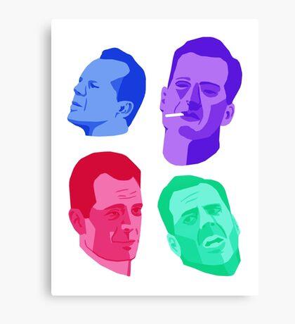 John McClanes Canvas Print