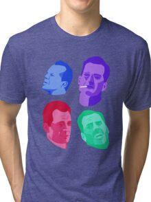 John McClanes Tri-blend T-Shirt