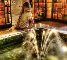 Reflecting Pool by Michael  Herrfurth