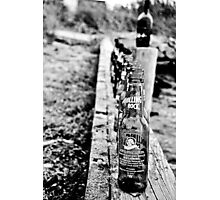 99 Bottles Photographic Print