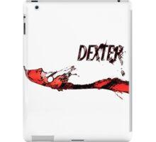 Dexter 1 iPad Case/Skin