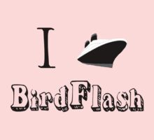 I Ship BirdFlash! by zatanna103