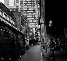 Manchester Alleyway II by Christopher Ryan
