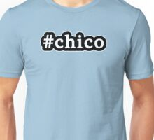 Chico - Hashtag - Black & White Unisex T-Shirt
