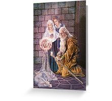 The Stonekeeper's Daughter Greeting Card