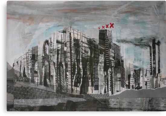 The XXXX Brewery by Catherine Siciliano