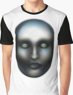 Mona Lisa Overdrive Graphic T-Shirt