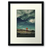 It's the End of the World as We Know It Framed Print
