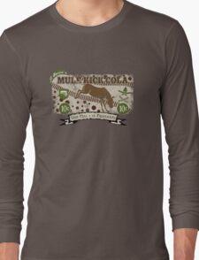 Una Mas y te Protegieras (V2) Long Sleeve T-Shirt