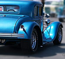 """Hot Rod"" by Gail Jones"