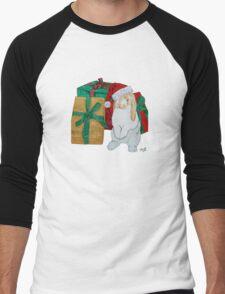 Christmas Card Series 1 - Design 3 Men's Baseball ¾ T-Shirt