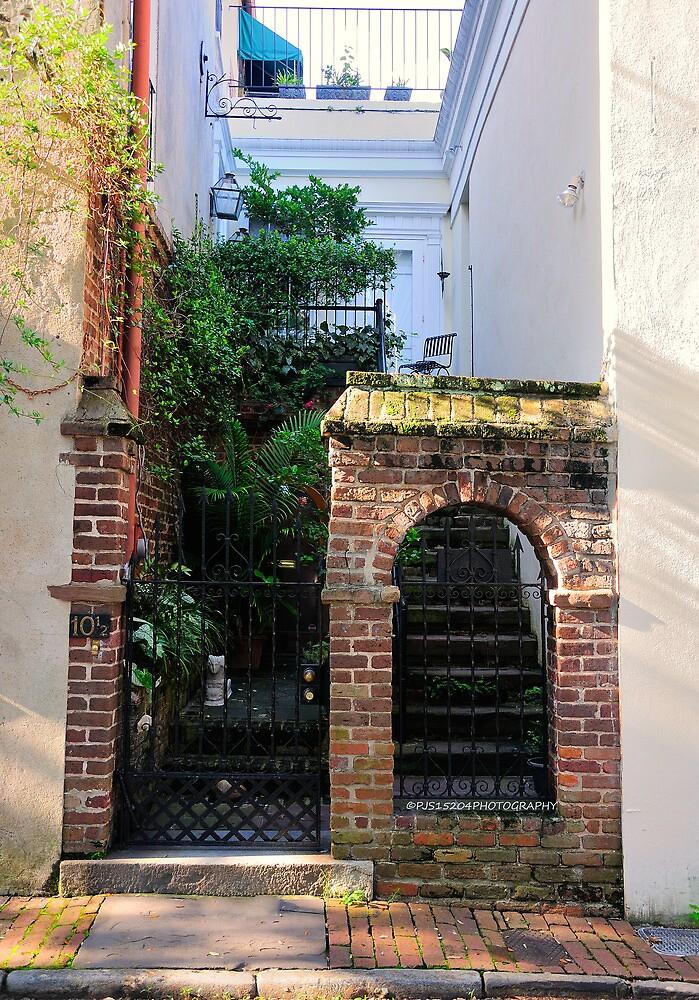 Historic Charleston SC I by PJS15204
