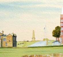 St Andrews Golf Course Scotland - R&A Sticker