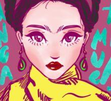 Frida. By Ane Teruel Sticker