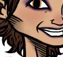 Tough Girl Sticker