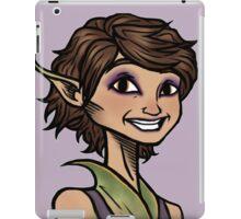 Tough Girl iPad Case/Skin