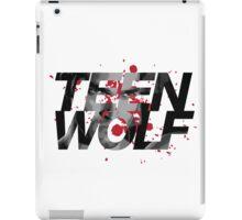 Teen Wolf - Derek Hale 2 iPad Case/Skin
