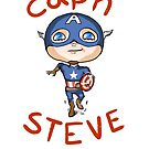 Cap'n Steve by Zoe Kierce