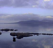 Gunter Bay Flinders Island 2 by Andrew  Makowiecki