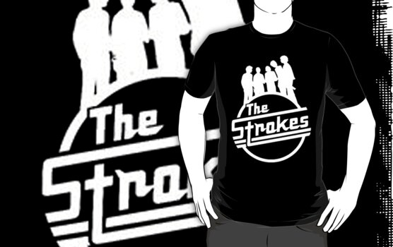the strokes band members by morganbryant