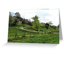 The Farmstead Greeting Card
