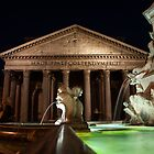 Pantheon / Rome by Stavros