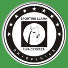 Sporting Llama by adamasao