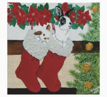 Christmas Card Series 1 - Design 5 Kids Tee