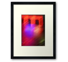 May Cooler Heads Prevail Framed Print