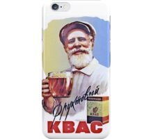 Kvas iPhone Case/Skin