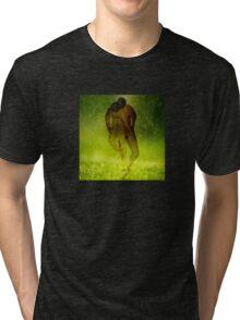 Rain embrace Tri-blend T-Shirt