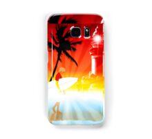 Byron Bay Morning Samsung Galaxy Case/Skin