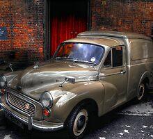 Austin 6cwt Van by larry flewers